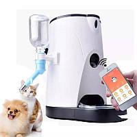 Автоматическая кормушка для собак и кошек