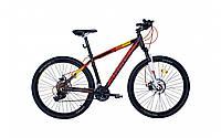 """Велосипед Ardis Lucas 27.5"""" черный"""