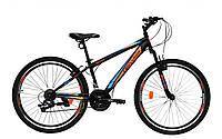 """Велосипед Crossride  Shark 26"""" черный"""