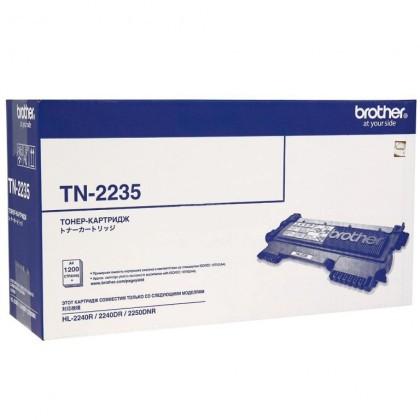 Тонер-картридж Brother TN-2235 HL-2240/2250 DCP-7060 MFC-7860 Black 1200 страниц