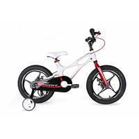 "Велосипед RoyalBaby SPACE SHUTTLE 14"" (белый)"