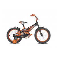 Велосипед Crossride 16 Jet оранжевый