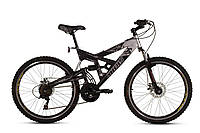 """Велосипед Ardis Striker 777 26"""" / рама 18"""" (черный/серебристый)"""