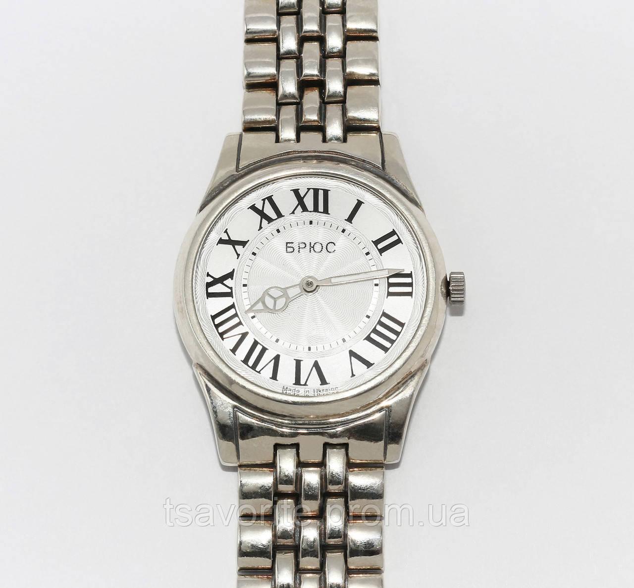 Мужские серебряные часы 7100016