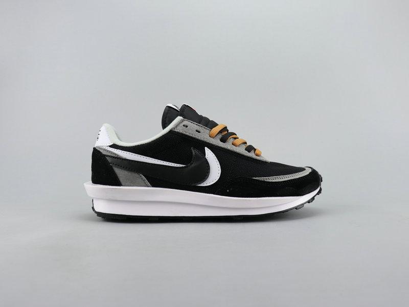 """Кроссовки Nike LD Waffle Sacai """"Черные"""""""