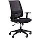 Кресло компьютерное-  Carbon LB черный, фото 4