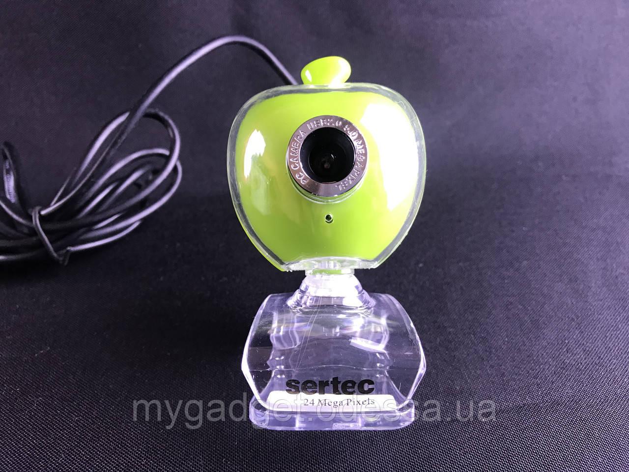Функциональная WEB камера Sertec PC-122