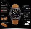 Часы мужские Curren President brown-black, фото 4