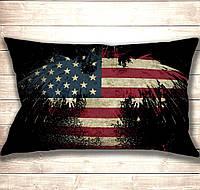 Подушка-картина American Eagle 50х70см