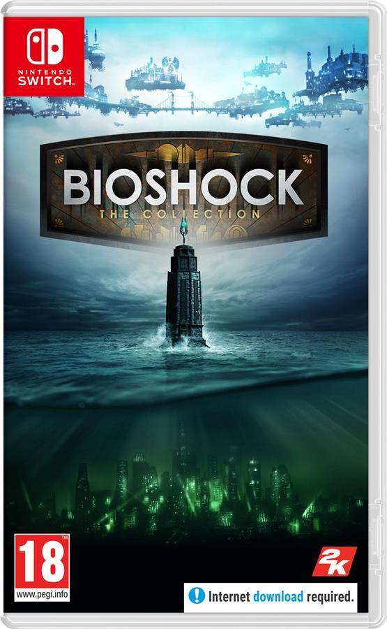 Картридж c игрой BioShock Collection, для Nintendo Switch