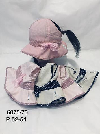 Панамка для девочки на лето р. 52-54, фото 2