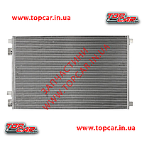 Радиатор кондиционера Renault Megane II  Valeo 817608