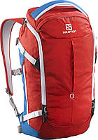 Рюкзак горнолыжный Salomon BAG QUEST VERSE 25 BRIGHT RED/Union Blue (MD)