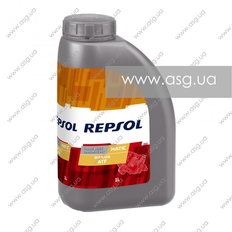 Трансмиссионное масло REPSOL MATIC DIAFLUID ATF (DEXRON III H) 1л