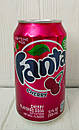 Газированный напиток Fanta Wild Cherry 355мл (США), фото 2