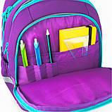 """Ортопедичний Рюкзак шкільний Kite """"Beautiful tropics"""" ( K20-700M(2p)-1 ), фото 6"""