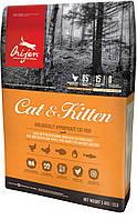 Orijen Cat & Kitten (Ориджен Кэт энд Киттен) сухой корм для котят и кошек всех пород