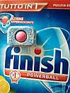 Таблетки для посудомоечной машины Finish Powerball Tutto in1 1шт., фото 2