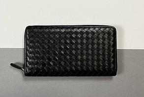 Чоловічий гаманець шкіряний Bottega Veneta (Боттега Венета) арт. 34-04