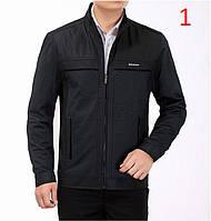 Распродажа! Мужская ветровка-пиджак на молнии. читать описание товара!