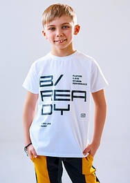 Детские футболки на мальчика