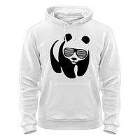 Балахон Панда в очках жалюзи