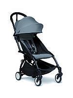 Прогулочная коляска BABYZEN YOYO² с 6 месяцев (шасси Black) Grey (BZ10109-02, BZ10104-03)