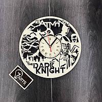 Настенные часы большие оригинальные 7Arts The Dark Knight CL-0063, КОД: 1474272