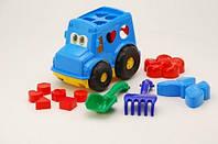 Развивающая игрушка Сортер-автобус Бусик №2 cp0020102062