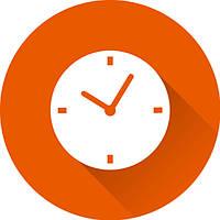 ♥ Часы (под нанесение логотипа)