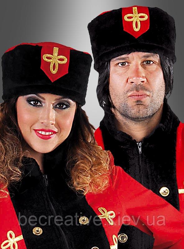 Карнавальная шапка русская (унисекс)