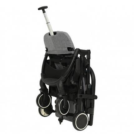 Прогулочная коляска Rant Space Черный с серым (4630038413617), фото 2