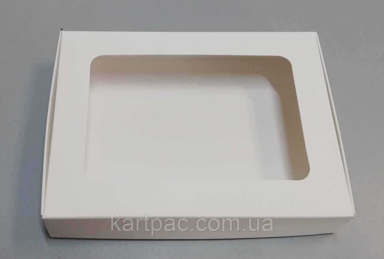 Картонная упаковка для имбирных пряников 200*150*35