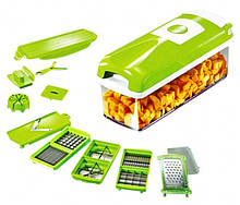 Овощерезка Nicer Dicer Plus Зеленый (3123im)