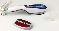 Ручной отпариватель для одежды, паровой отпариватель ручной, паровая щетка для глажки, відпарювач для одягу