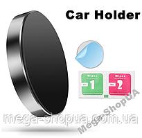 Автомобильный магнитный держатель для телефона DF33-BL. Телефонный держатель. Автомобільний магнітний тримач