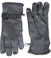 Перчатки кожаные черные S95. Англия.