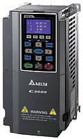 VFD022C43E Преобразователь частоты (2,2kW 380V), встроенный CANOpen, с РЧ-фильтром