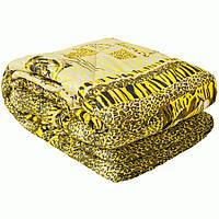 Одеяло летнее холлофайбер одинарное (поликоттон) Двуспальное T-51173, фото 1