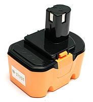 Аккумулятор PowerPlant для шуруповертов и электроинструментов RYOBI GD-RYO-14.4(A) 14.4V 3.3Ah NIMH