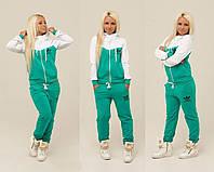 Демисезонный спортивный костюм для девочки, разные расцветки дети , подростки, фото 1