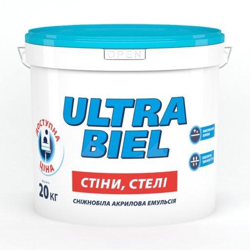 Фарба Sniezka ВЕ Ultra Biel 20кг (14л)