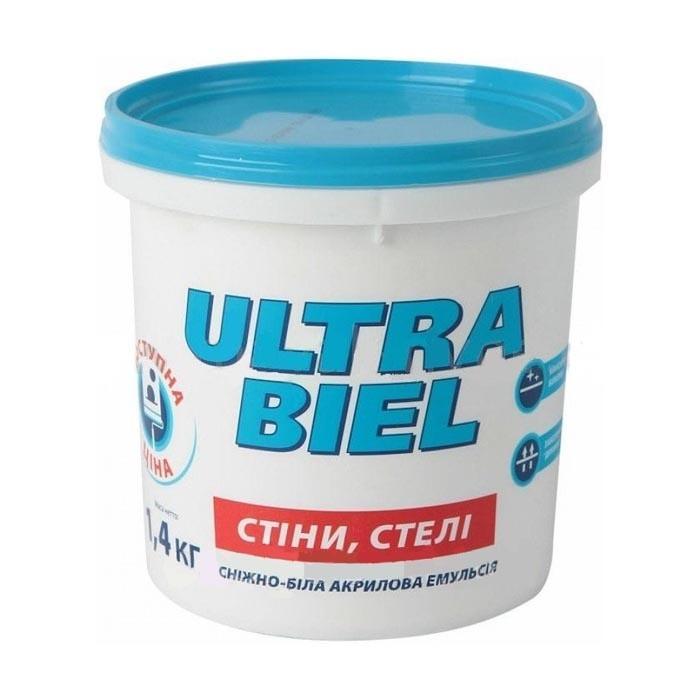 Фарба Sniezka ВЕ Ultra Biel 1,4кг (1л)