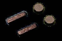 Миниатюрная UHF метка для работы на металлических предметах