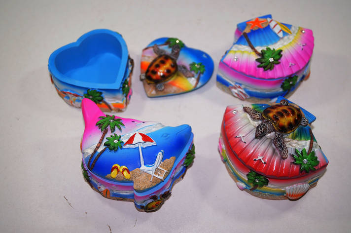Шкатулки морской тематики, фото 2