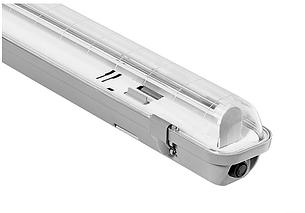 Светодиодный промышленный светильник DELUX LED PC7 (1*1200мм) без ламп, фото 2