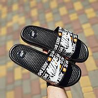 Мужские Тапки в стиле Nike, фото 1