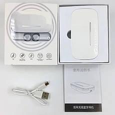 Беспроводные Bluetooth наушники EARBUDS 1 + ПОДАРОК: Настенный Фонарик с регулятором BL-8772A, фото 3