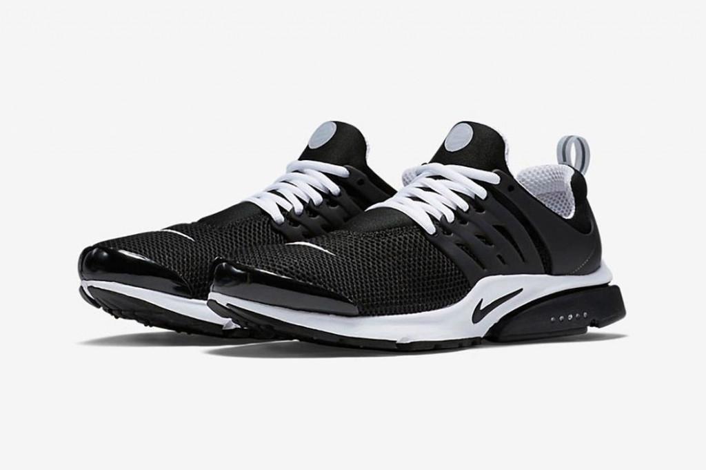 Мужские кроссовки Nike Air Presto BR QS Black, фото 1