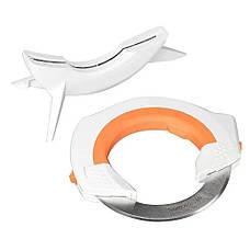 Круглый кухонный нож САМУРАЙ 360°, фото 2